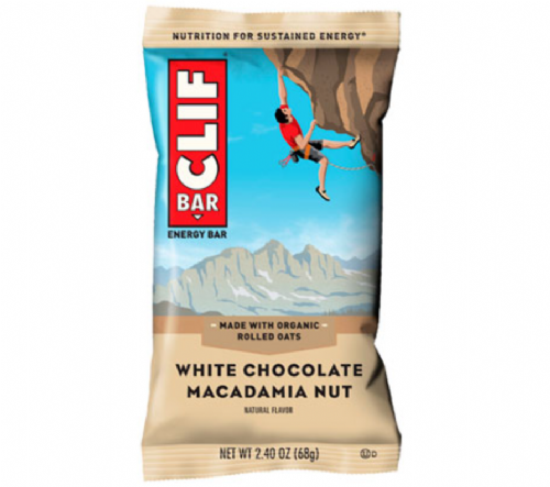 Clif White Chocolate Macademia Protein Bar 68g